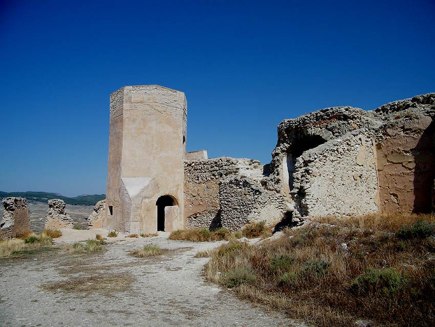 Excavaci n arqueol gica en el castillo mayor de calatayud - Hotel castillo de ayud calatayud ...
