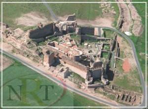 nrt arqueologos Calatrava la Vieja alcázar